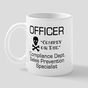 Compliance Officer Mug
