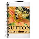 Sutton Massachusetts Butterfly Journal