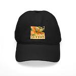 Sutton Massachusetts Butterfly Black Cap