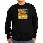 Sutton Massachusetts Butterfly Sweatshirt (dark)