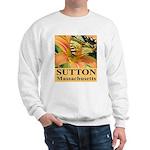 Sutton Massachusetts Butterfly Sweatshirt