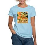 Sutton Massachusetts Butterfly Women's Light T-Shi