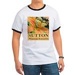 Sutton Massachusetts Butterfly Ringer T