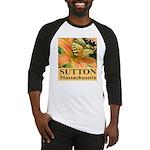 Sutton Massachusetts Butterfly Baseball Jersey