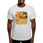 Sutton Massachusetts Butterfly Light T-Shirt
