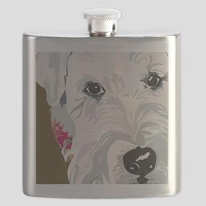 WHEATON1 Flask