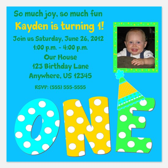 Invitations for first birthday first birthday announcements first birthday boy invitation 525 x 525 flat car stopboris Choice Image