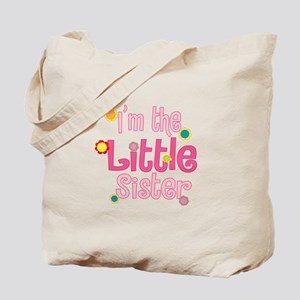 LittleSister2.png Tote Bag