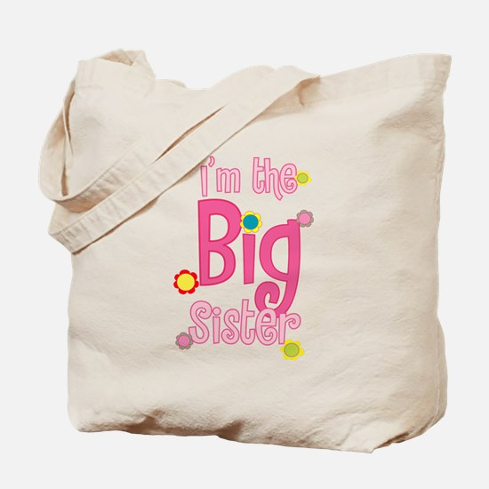 BIG Sister2.png Tote Bag