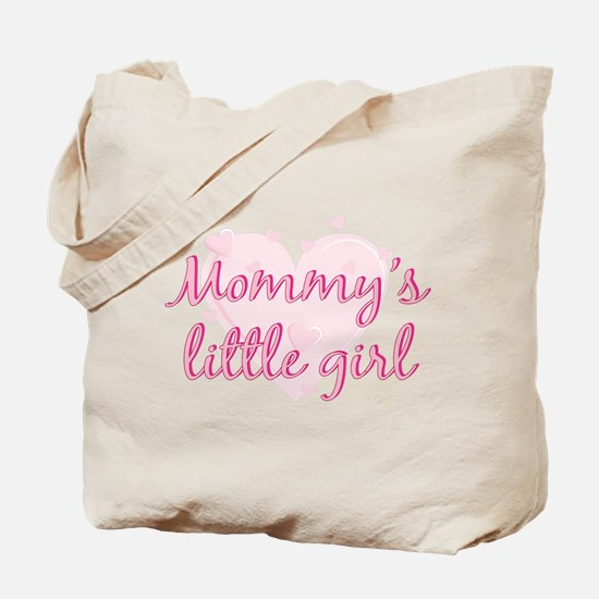 mommys little girl.png Tote Bag