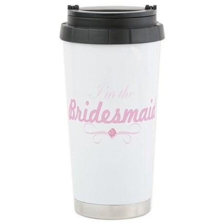 Bridesmaid.png Stainless Steel Travel Mug