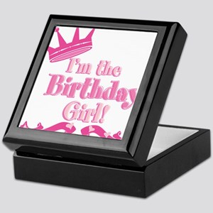 Birthday Girl 2 Keepsake Box