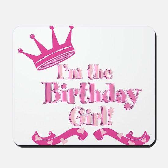 Birthday Girl 2.png Mousepad