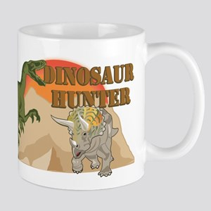 DINOSAUR HUNTER.png Mug