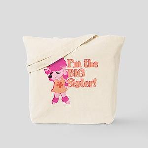 Im the big sister.png Tote Bag