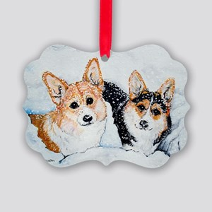 12x9 Picture Ornament