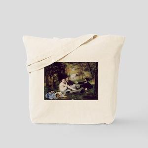 manet Tote Bag