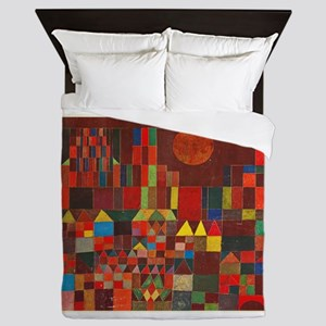 paul klee Queen Duvet