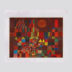 paul klee Throw Blanket