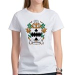 Newcombe Coat of Arms Women's T-Shirt