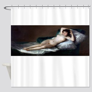 degoya2 Shower Curtain