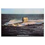 USS GEORGE BANCROFT Large Poster