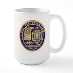 USS GEORGE BANCROFT Large Mug