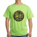 USS GEORGE BANCROFT Green T-Shirt