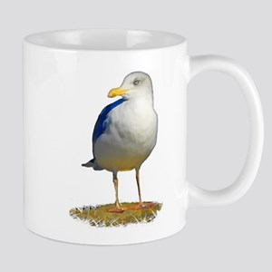 Sea Gull Has His Eye on You Mug