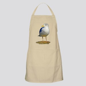 Sea Gull Has His Eye on You Apron