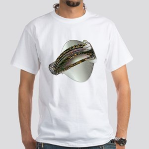 Turbot Charger White T-Shirt A