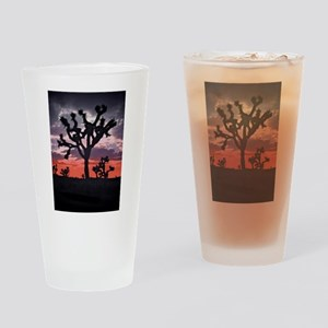Joshua Tree Drinking Glass