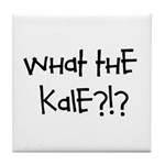 What the kale?!? Tile Coaster
