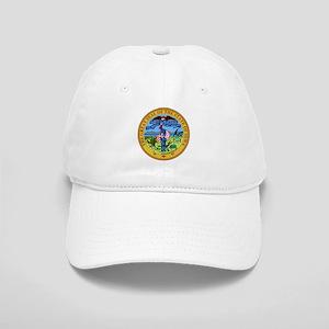 Iowa State Seal Cap
