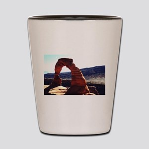 The Arch Shot Glass
