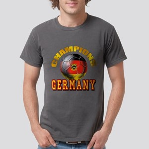 German Soccer Champions Mens Comfort Colors Shirt