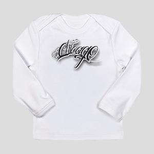 Chicago ink Long Sleeve Infant T-Shirt