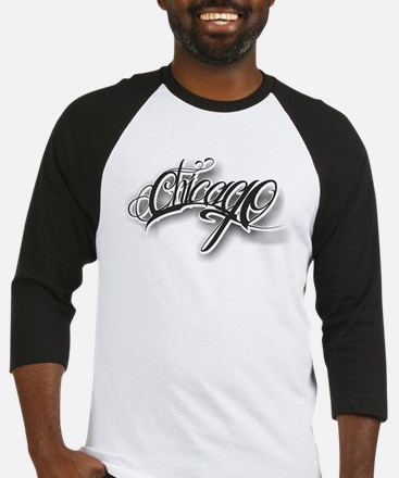Chicago ink Baseball Jersey