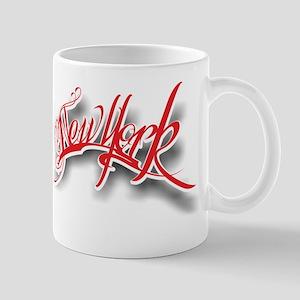New York ink Mug