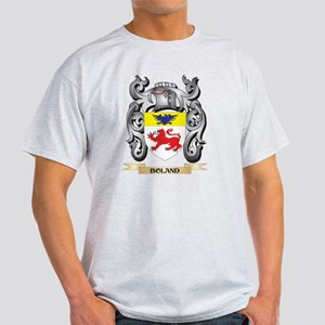 Boland Family Crest - Boland Coat of Arms T-Shirt