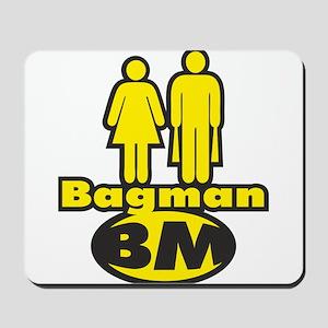 Bagman Mousepad