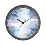 As Above So Below #12 Wall Clock