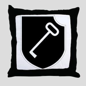 Panzerpionierbataillon 150 Throw Pillow