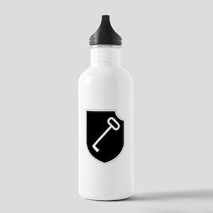 Panzerpionierbataillon 150 Stainless Water Bottle