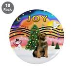 "XMusic2-Border Terrier 3.5"" Button (10 pack)"