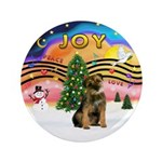 "XMusic2-Border Terrier 3.5"" Button (100 pack)"