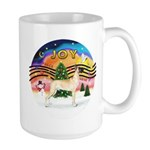 XMusic2-Great Dane (D) Large Mug