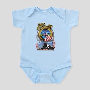 Iowa Infant Bodysuit