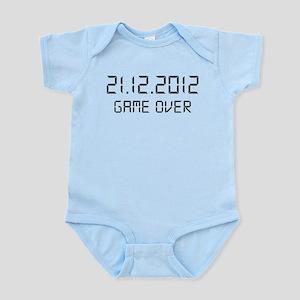 game over - 21.12.2012 Infant Bodysuit