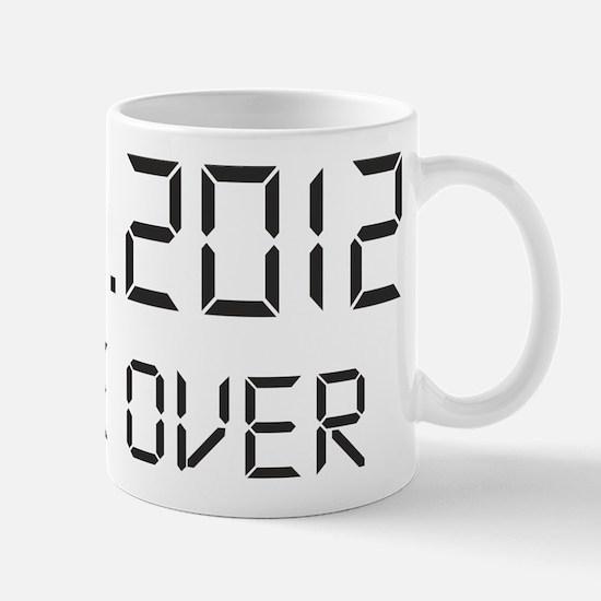 game over - 21.12.2012 Mug